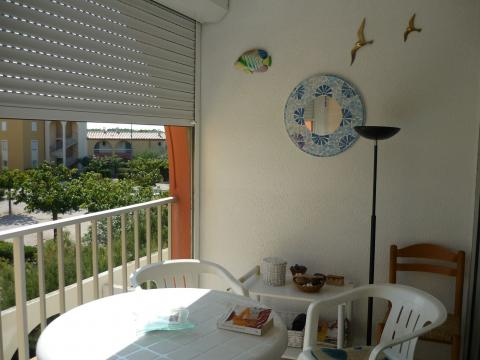 Flat in Port leucate - Vacation, holiday rental ad # 23027 Picture #4