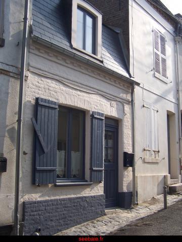 Huis 4 personen Saint Valery Sur Somme - Vakantiewoning  no 23061