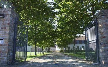 Maison à Veurne (eggewaartskapelle) pour  16 •   avec terrasse