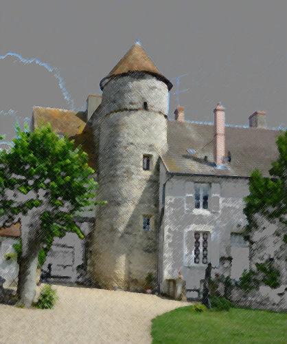 Chambre d'hôtes Chantenay Saint Imbert - 10 personnes - location vacances  n°23112