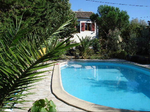 Flat in Salleles d'Aude - Vacation, holiday rental ad # 23127 Picture #0