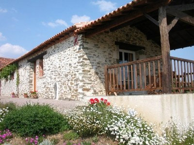 Gite Chateau-guibert - 5 people - holiday home  #23140