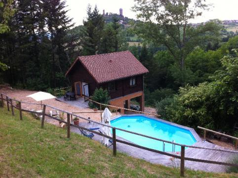 Chalet St Céré - 2 personnes - location vacances  n°23153