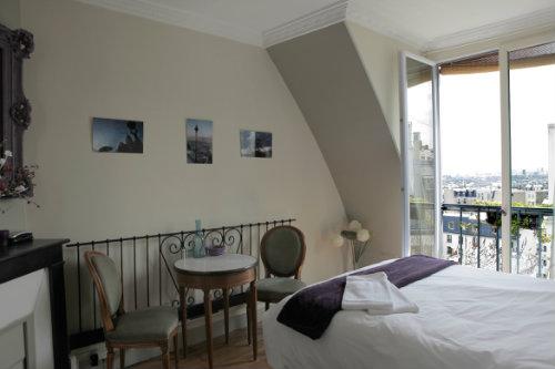 Studio à Paris pour  2 •   1 chambre