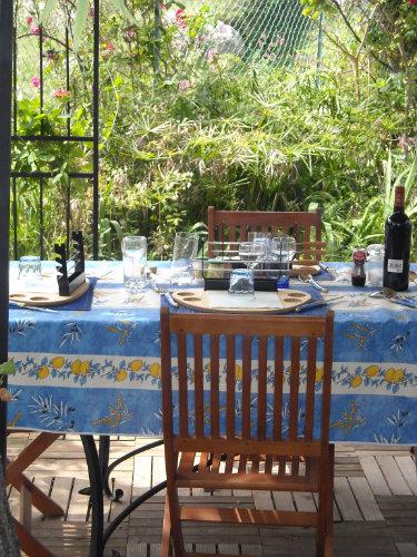 Gite 6 personnes La Turbie - location vacances  n°23220