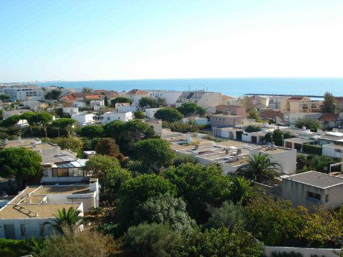 Carnon -    uitzicht op zee