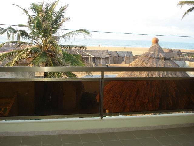 Cotonou -    vue sur mer