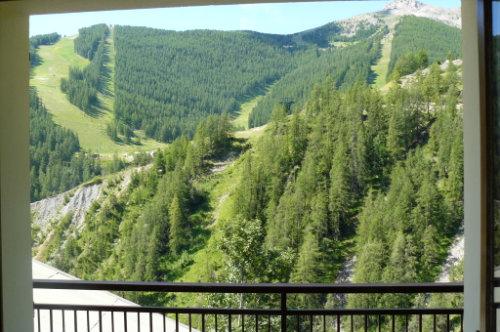 Appartement à Auron pour  5 •   avec balcon