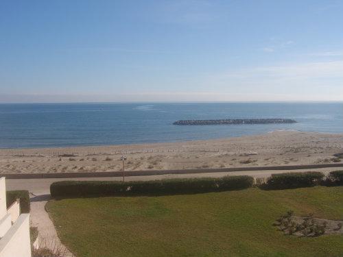 Barcares -    uitzicht op zee