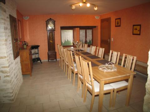 Gite Til-chatel - 12 personnes - location vacances  n°23334