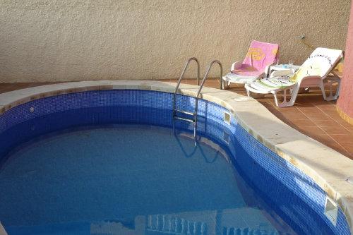 Casa Puerto De Mazarron - 6 personas - alquiler n°23344