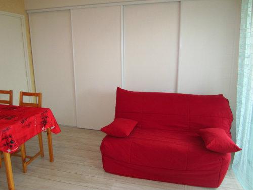 Studio à La rochelle pour  4 •   avec terrasse