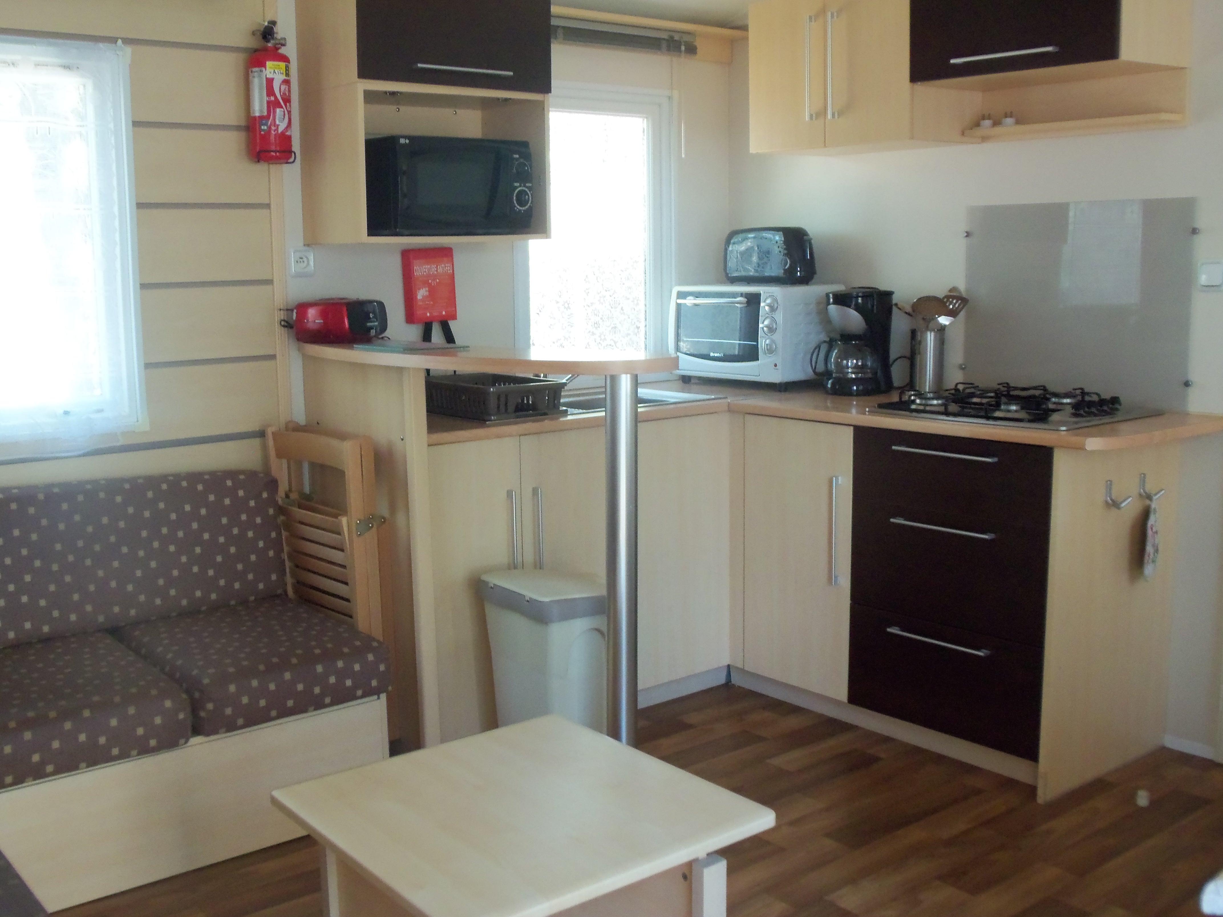 Mobil-home 6 personnes Saint Jean De Monts - location vacances  n°23446