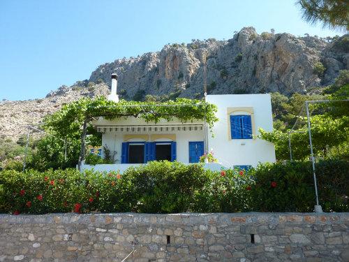 Maison Rhodes - 8 personnes - location vacances  n°23452