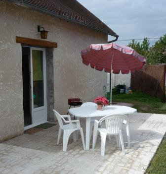 Gite Huisseau Sur Cosson - 2 people - holiday home  #23455