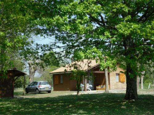Chalet Montalivet Queyrac - 4 personnes - location vacances  n°23519