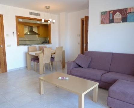 Appartement Segur De Calafell - 6 personnes - location vacances  n°23521