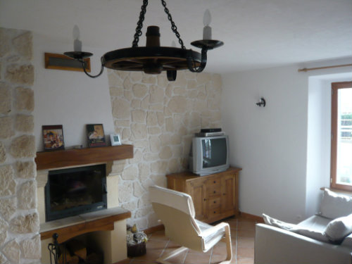 Maison Saint Saturnin De Lenne - 6 personnes - location vacances  n°23565