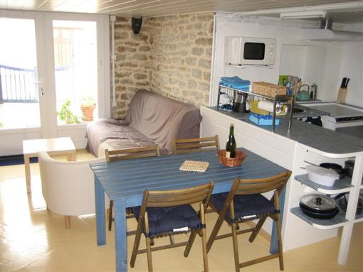 Flat in Plobannalec Lesconil - Vacation, holiday rental ad # 23594 Picture #2