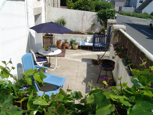Flat in Plobannalec Lesconil - Vacation, holiday rental ad # 23594 Picture #0