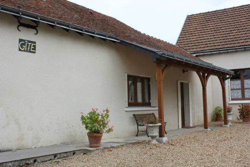 Gite Crouzilles - 8 people - holiday home  #23623