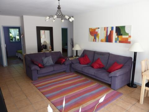 Flat in Hendaye - Vacation, holiday rental ad # 23627 Picture #0