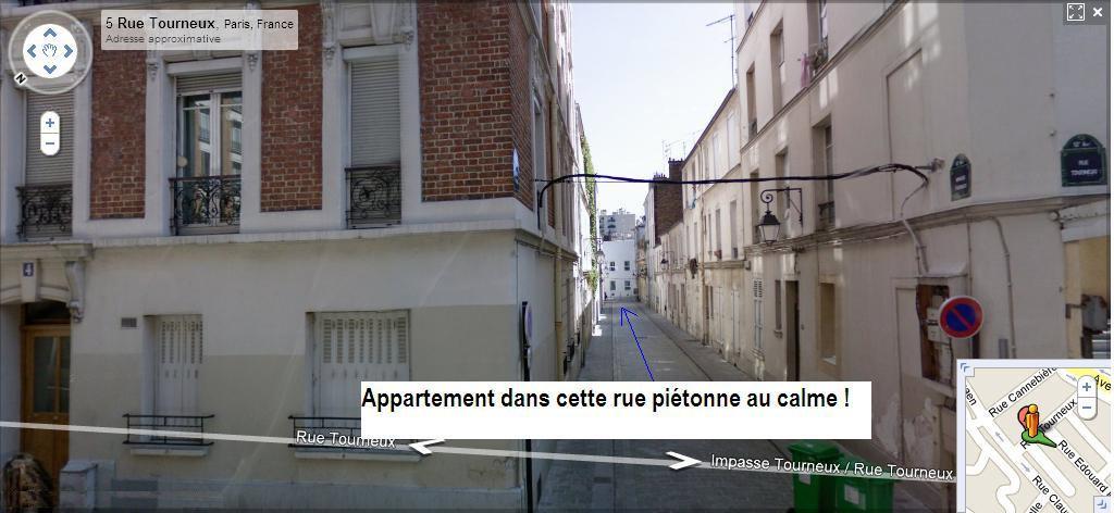 Appartement à Paris pour  4 •   1 chambre