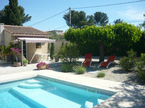 Maison Saint Rémy De Provence - 2 personnes - location vacances  n°23688