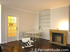 Flat in Paris - Vacation, holiday rental ad # 23762 Picture #1