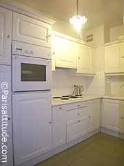 Flat in Paris - Vacation, holiday rental ad # 23762 Picture #2