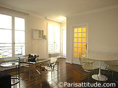Appartement Paris - 4 personnes - location vacances  n°23762
