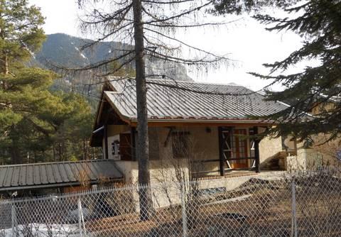Chalet Beauvezer - 7 personnes - location vacances  n°23797