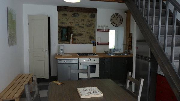 Casa rural Lortet - 6 personas - alquiler n°23800