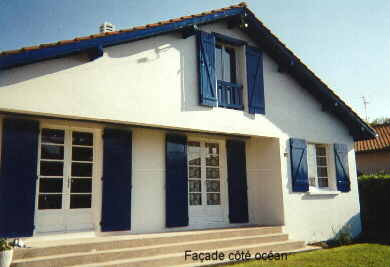 House Hendaye Plage - 9 people - holiday home  #23805