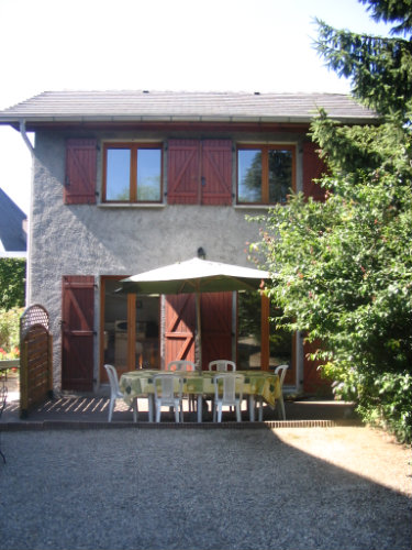 House 6 people Chambéry - holiday home  #23827