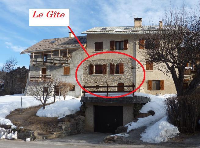 Gite 4 personnes Risoul - location vacances  n°23842