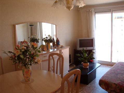 Appartement in Canet plage - Anzeige N°  23847 Foto N°1