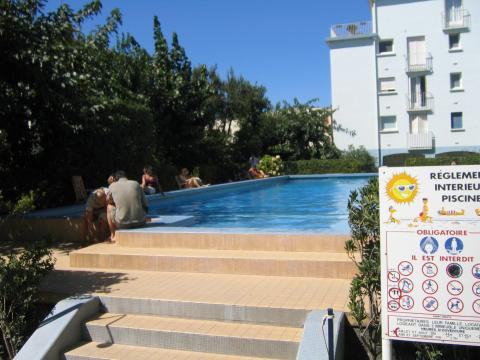Appartement in Canet plage - Anzeige N°  23847 Foto N°2