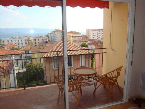 Appartement 2 personnes Ajaccio - location vacances  n°23852