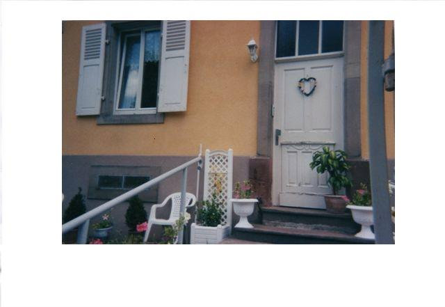 Flat in Sainte Marie aux Mines - Vacation, holiday rental ad # 23872 Picture #2