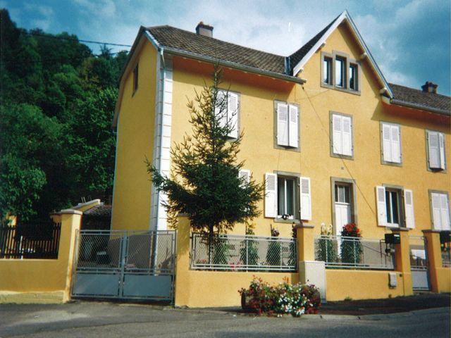 Appartement Sainte Marie Aux Mines - 5 personnes - location vacances  n°23872
