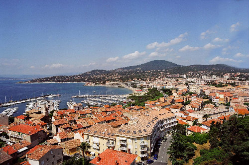 Appartement Sainte Maxime - 4 personnes - location vacances  n°23873