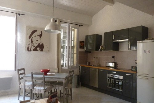 Flat in Hyères - Vacation, holiday rental ad # 23900 Picture #7