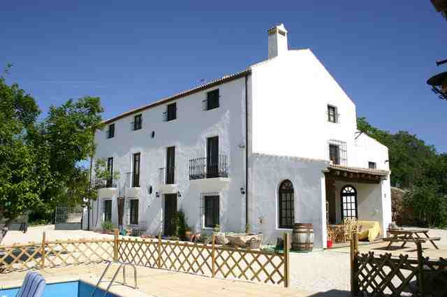 Gite Alcala La Real - 28 people - holiday home  #23949