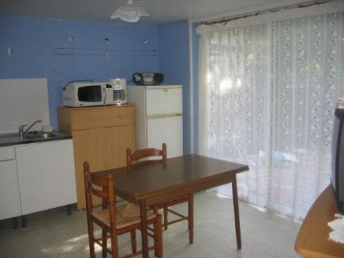Appartement La Chapelles Bayvel - 2 personnes - location vacances  n°23951