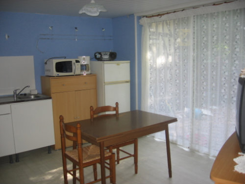 Flat La Chapelles Bayvel - 2 people - holiday home  #23951