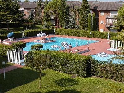 Huis in Peschiera del garda voor  6 •   met zwembad in complex