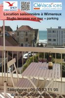 Studio Wimereux - 3 people - holiday home  #23202