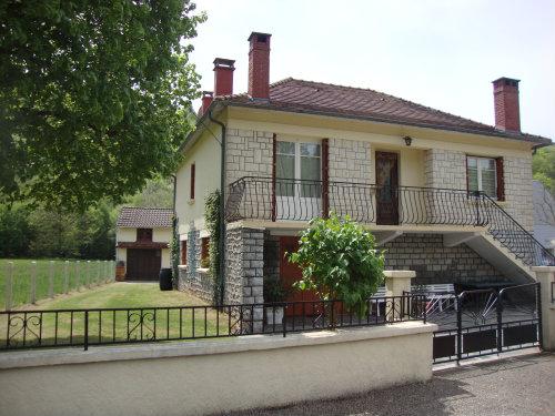 Huis Lanteuil - 6 personen - Vakantiewoning  no 24004