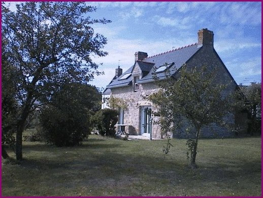 House Carnac  - holiday home  #24015